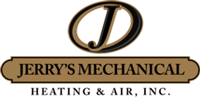 Jerry's Mechanical Logo