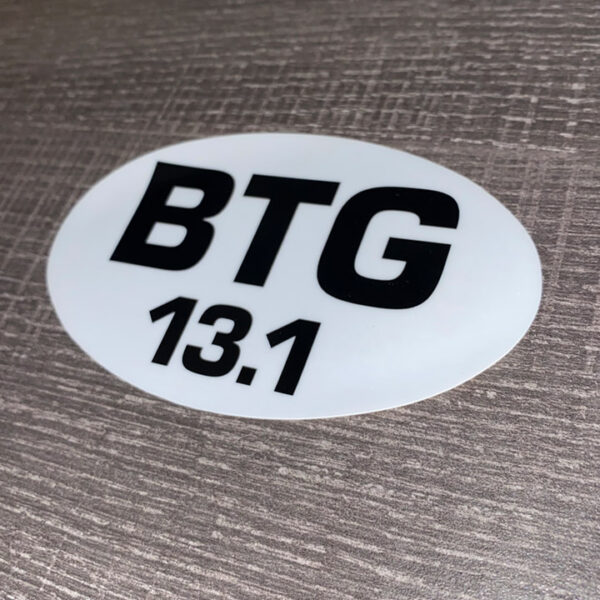 BTG Decal