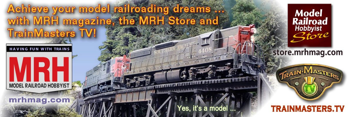 Model Railroad Hobbyist