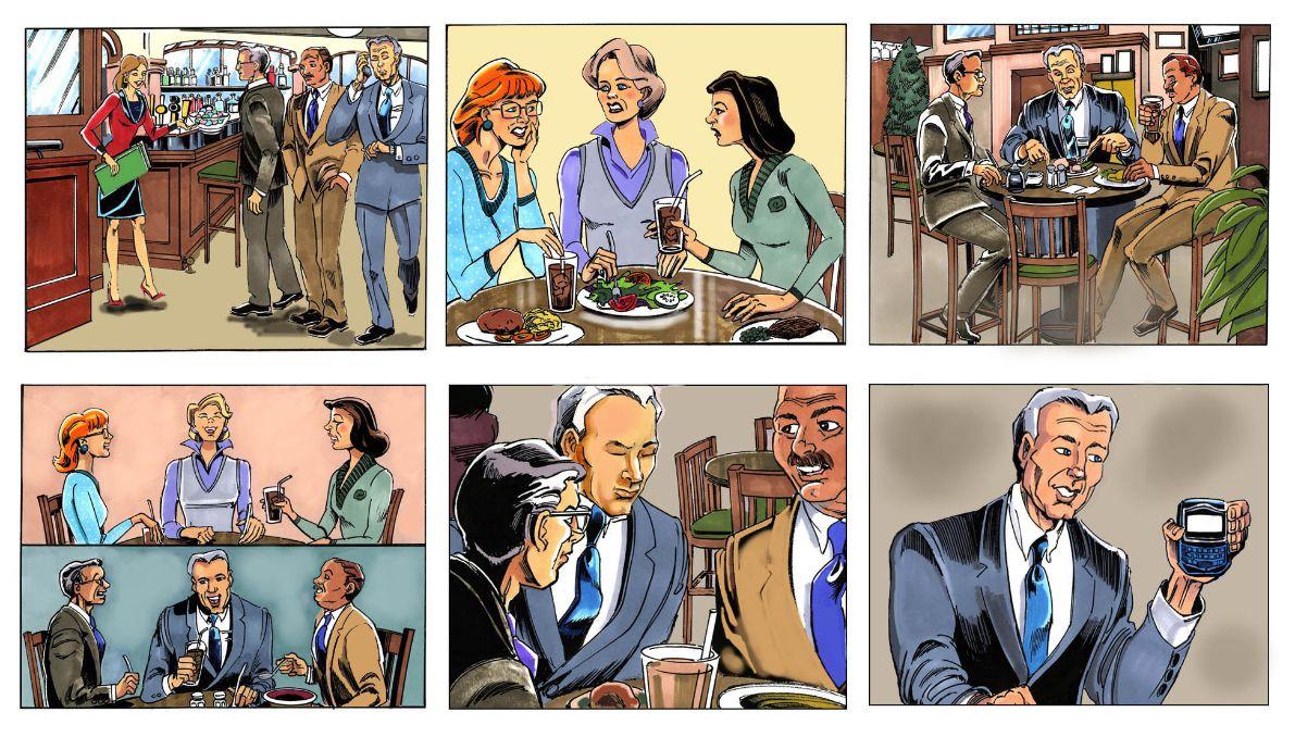 David Boelke Illustration Services