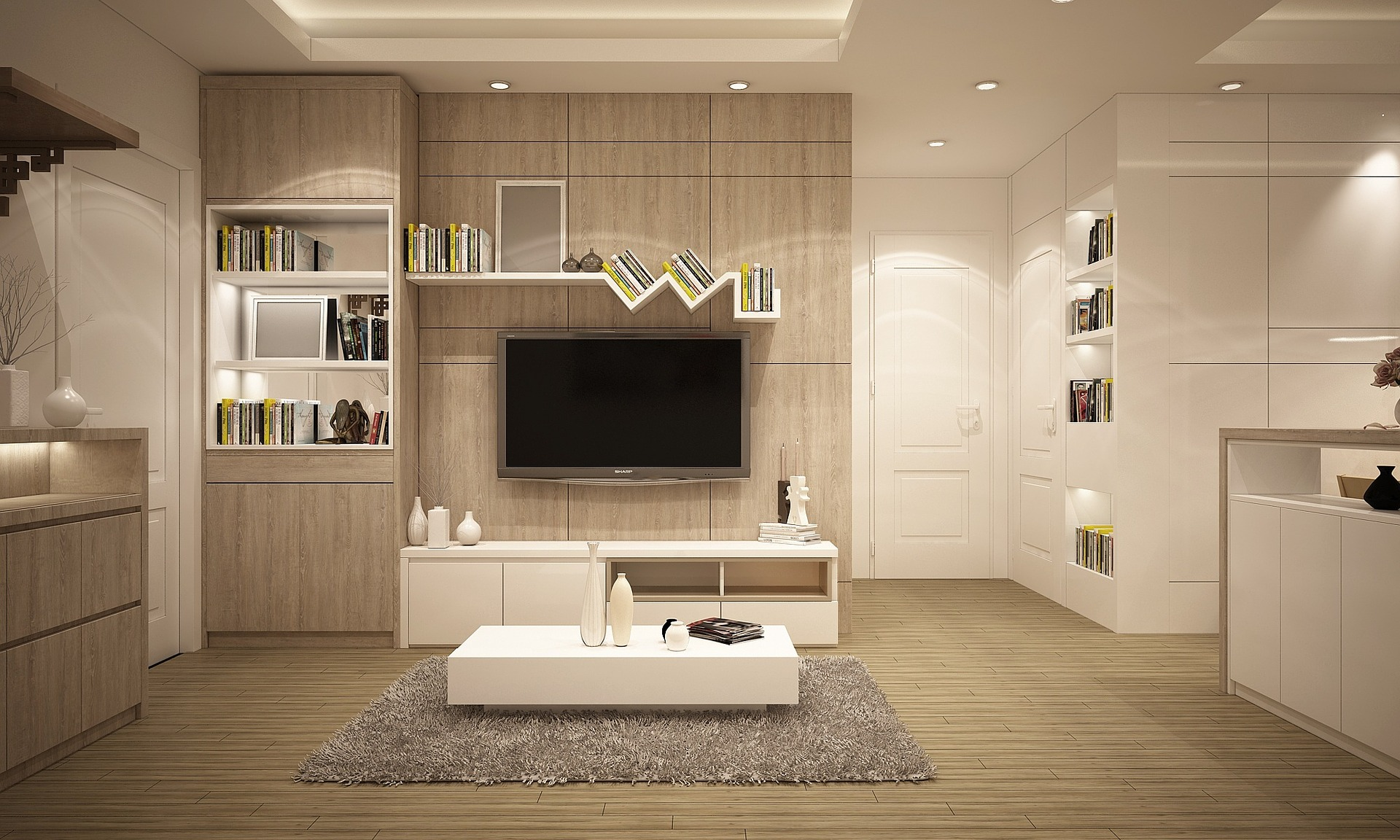 Resurfaçage d'armoire en bois