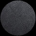 Vinyle autocollant cuir noir