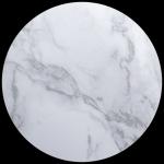 Vinyle autocollant marbre blanc