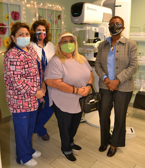 The Promise Fund Mammography Screening Center at FoundCare Exceeds Goal by Screening More Than 1000 Patients in Less Than a Year