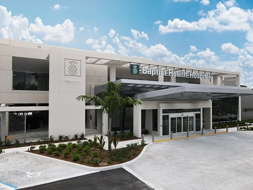 Baptist Health Expands Presence in Doral with Innovative New Hospital