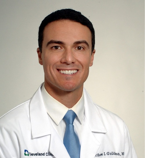 Family Medicine Physician, Matthew Goldman, MD, Joins Cleveland Clinic in Florida