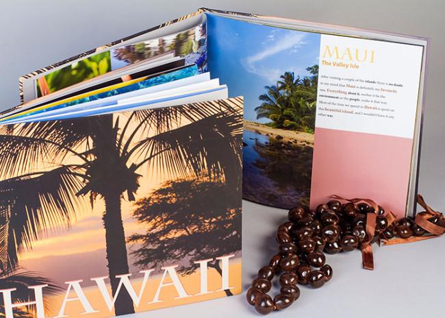 Hawaii Photo Book