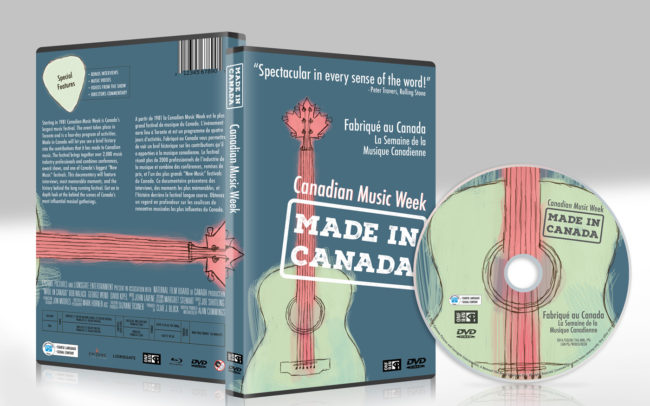 Made in Canada DVD