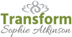 Transform with Sophie Atkinson logo