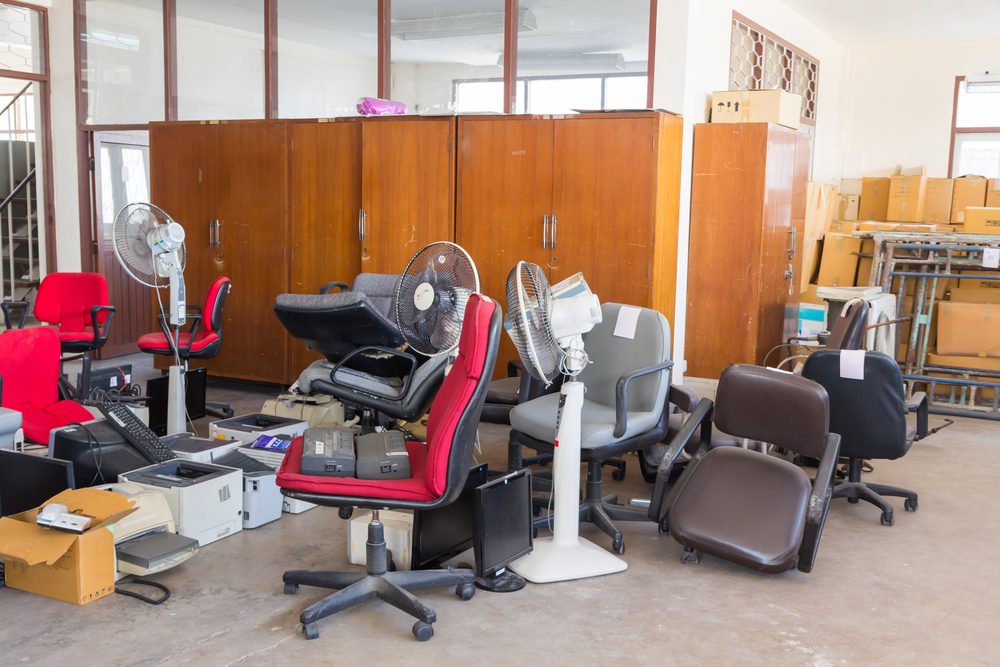 When To Dispose of Old Office Furniture