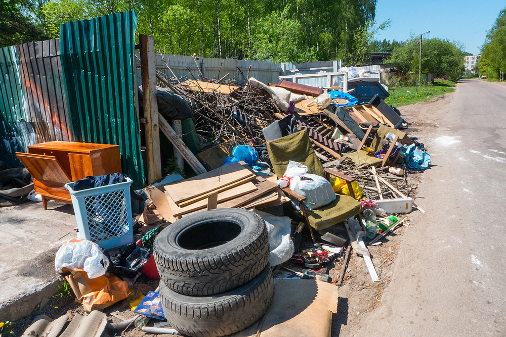 Dangers of Non Eco-Friendly Junk Removal
