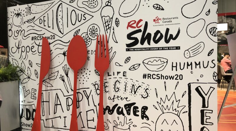 Restaurants Canada Show