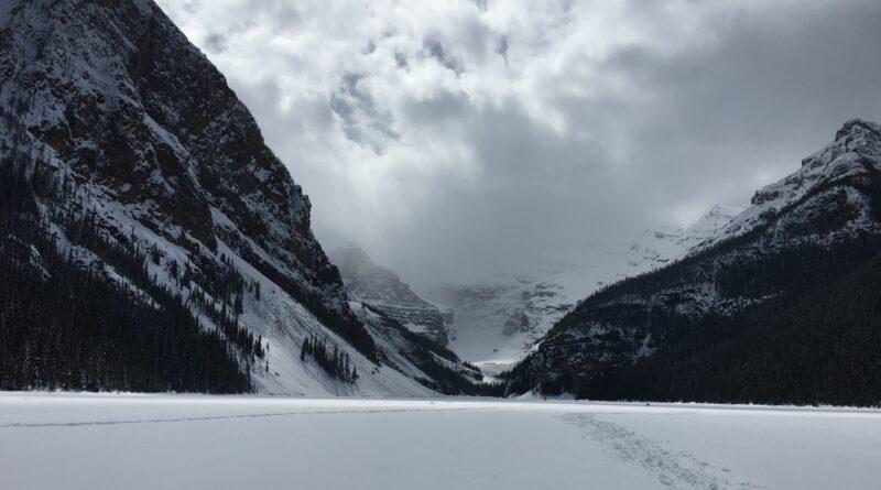 Lake Louise Winter