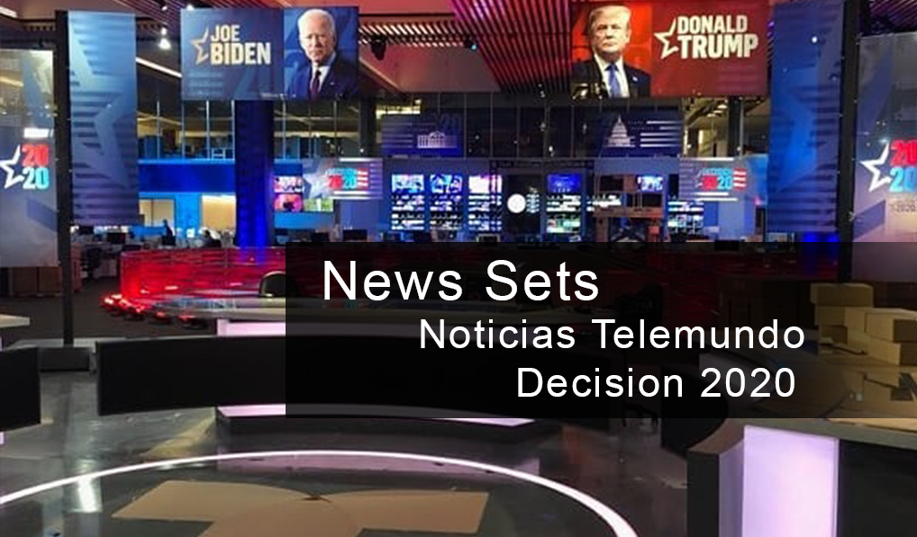 News Set Production