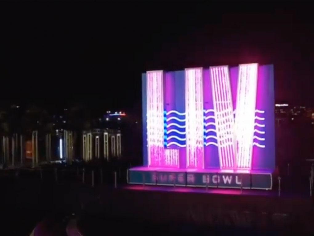 Propmasters Miami Superbowl LIV Miami