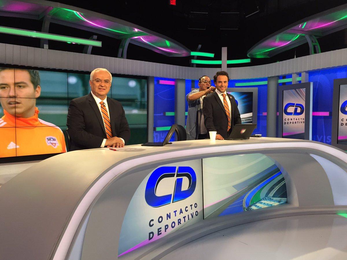 Propmasters Univision Mundial Contacto Deportivo 8