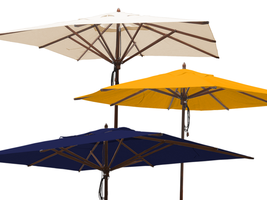Collection of Umbrellas