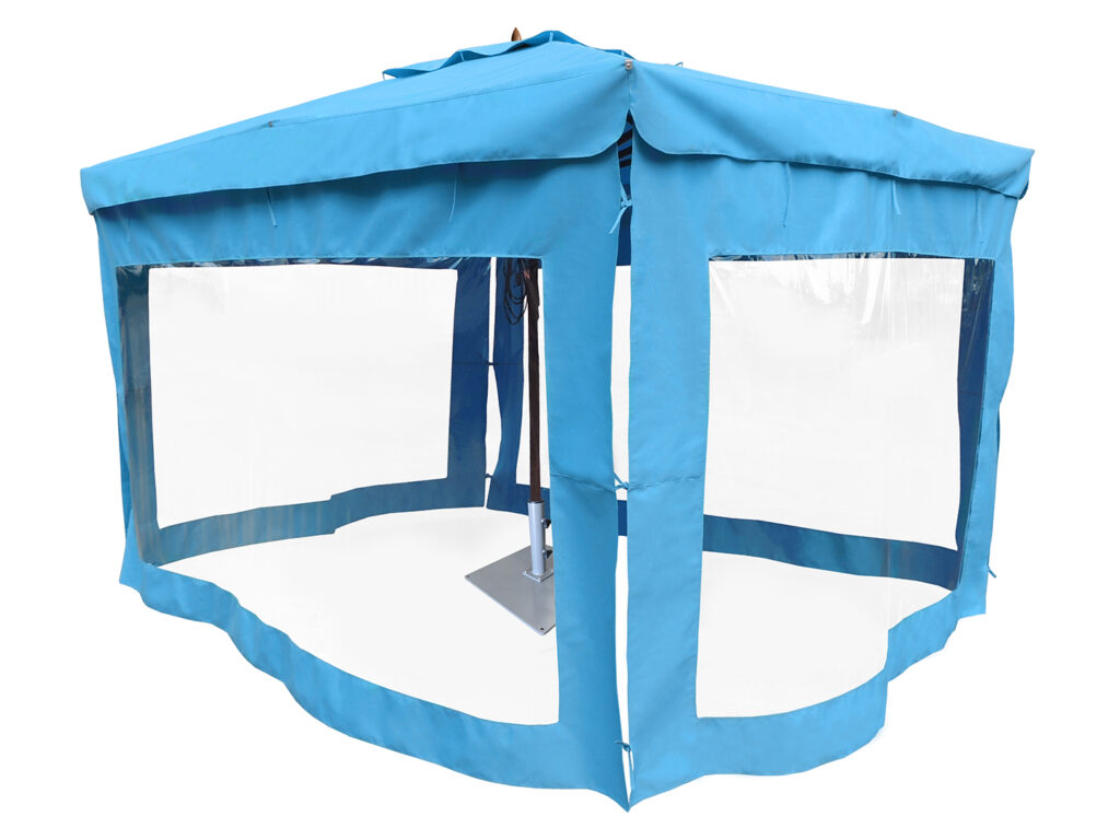 Umbrella Customization Curtains