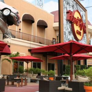 Hard Rock Cafe Orlando Citywalk
