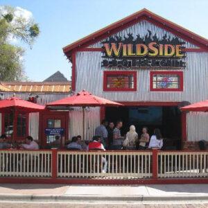 WildSide Texas BBQ Bar & Grill