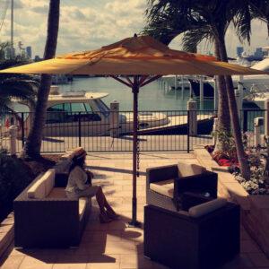 Miami Beach Sunset Harbour Yacht Club