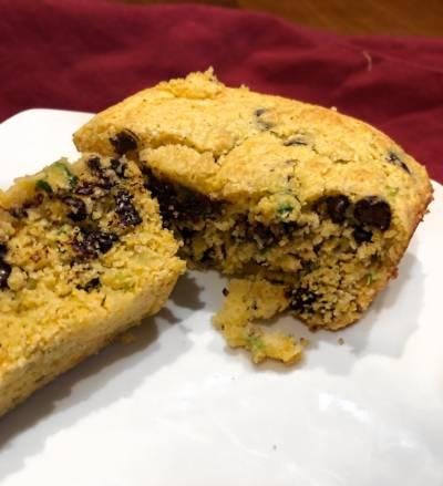 Chocolate Jalapeno Cornbread