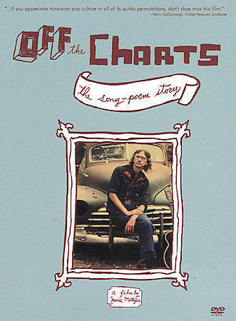 Off the Charts Song Poem Story DVD