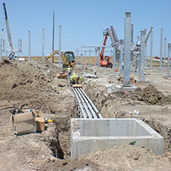 Asplundh Construction Civil Services Overview