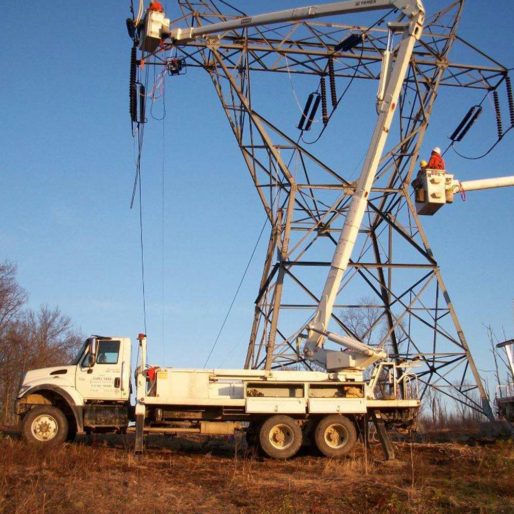 Asplundh Construction Electrical Transmission