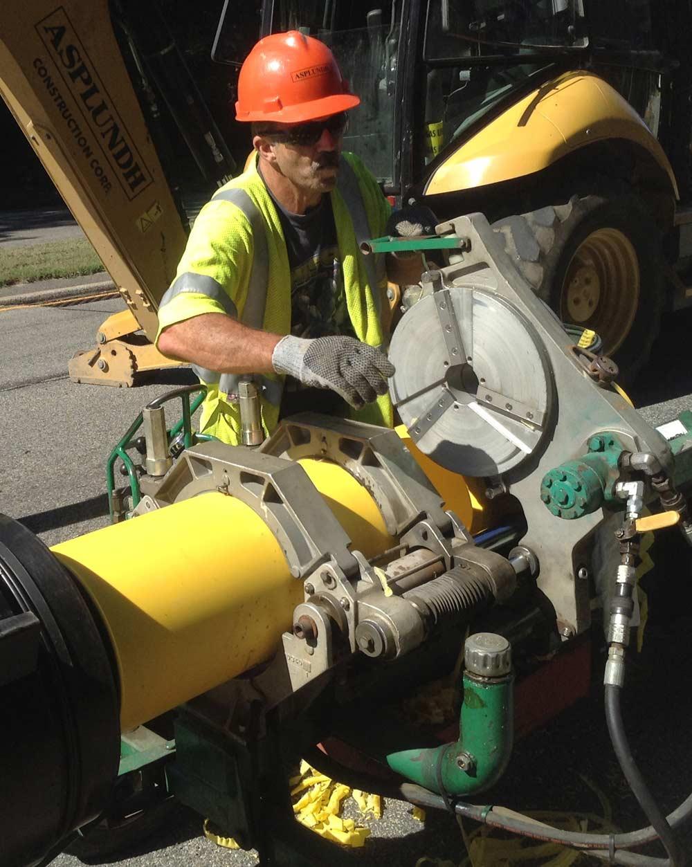 Asplundh Construction Gas Services
