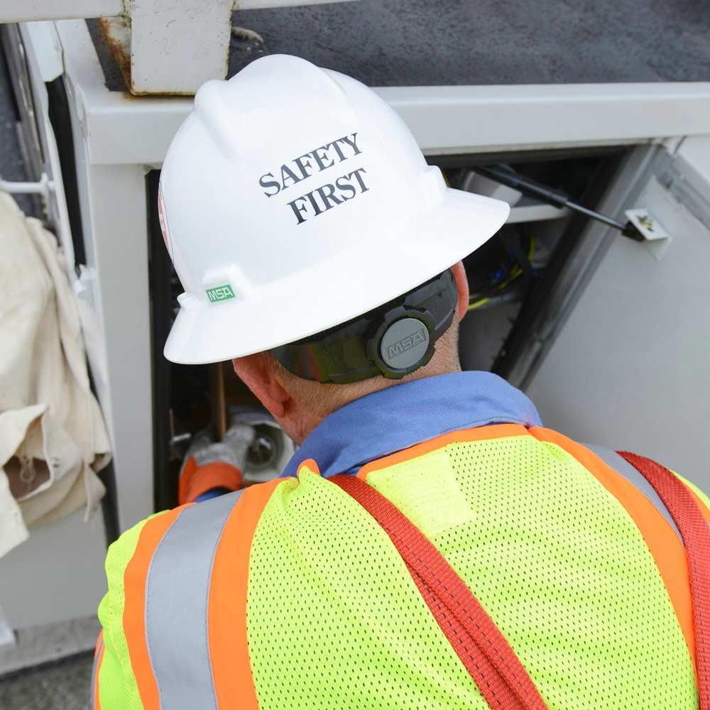 Asplundh Construction Safety First