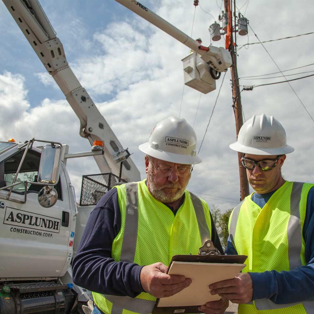 Asplundh Construction Safety