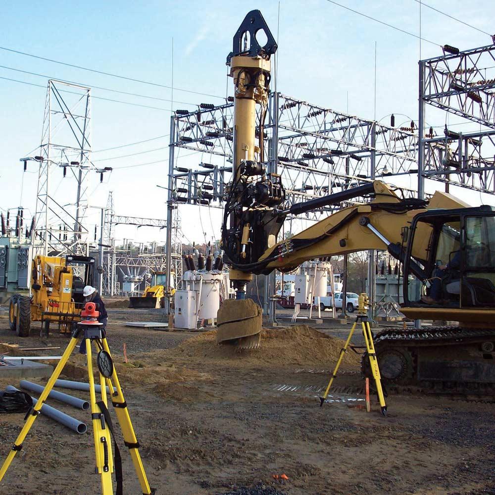 Asplundh Construction Substations