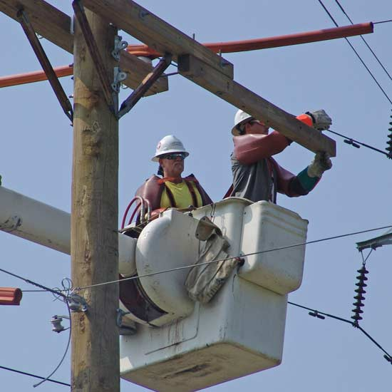 Asplundh Electric Services Overview
