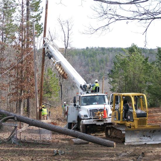 Asplundh Emergency Restoration Services