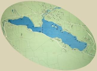 map of mascoma lake