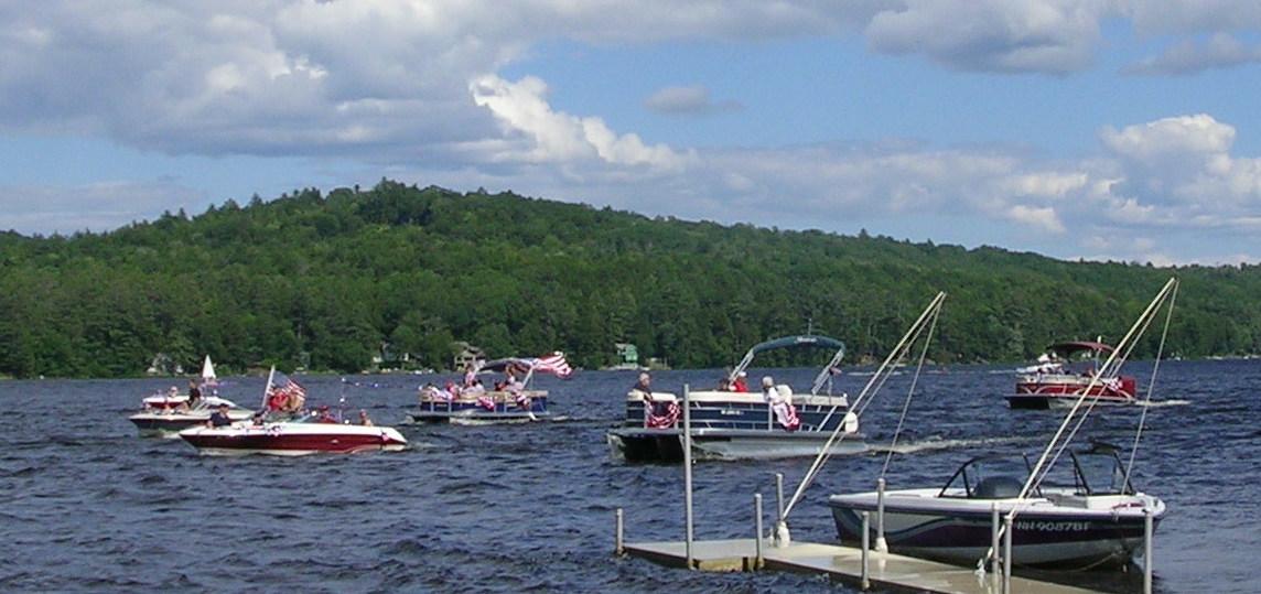 MLA Boat Parade