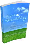 Diaphragmatic breathing combats stress