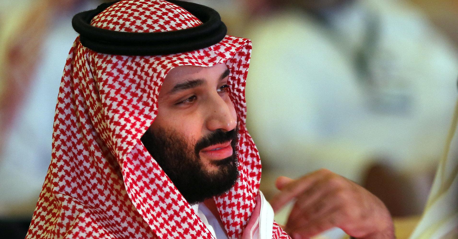 After Khashoggi, Mohammed Bin Salman Looks To Rebuild Image Abroad