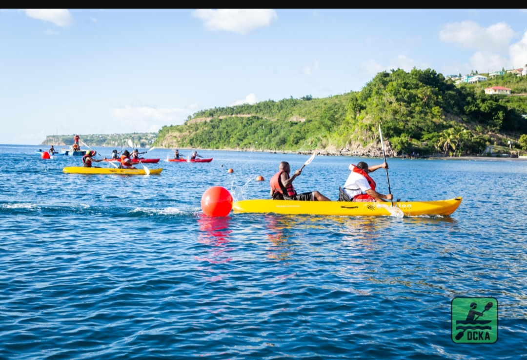 The Dominica Canoeing & Kayaking Association (DCKA) First Event Accomplished