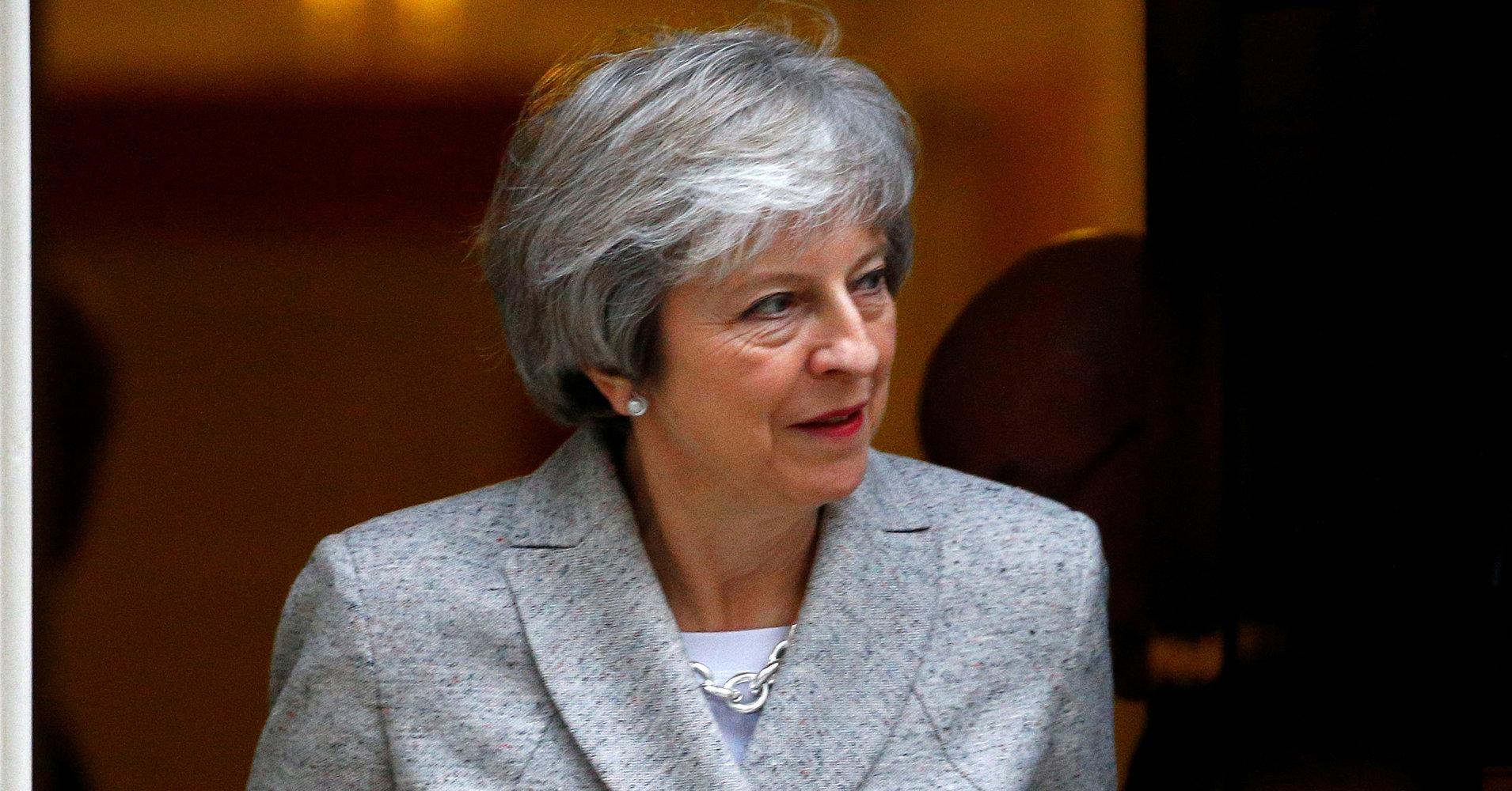 UK Prime Minister Theresa May Announces Brexit Deal Postponement