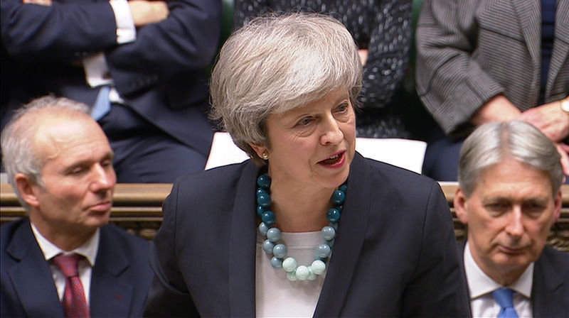 Knives Out For Theresa May's Whips Office As Her Brexit Plan Teeters On The Edge Of Collapse