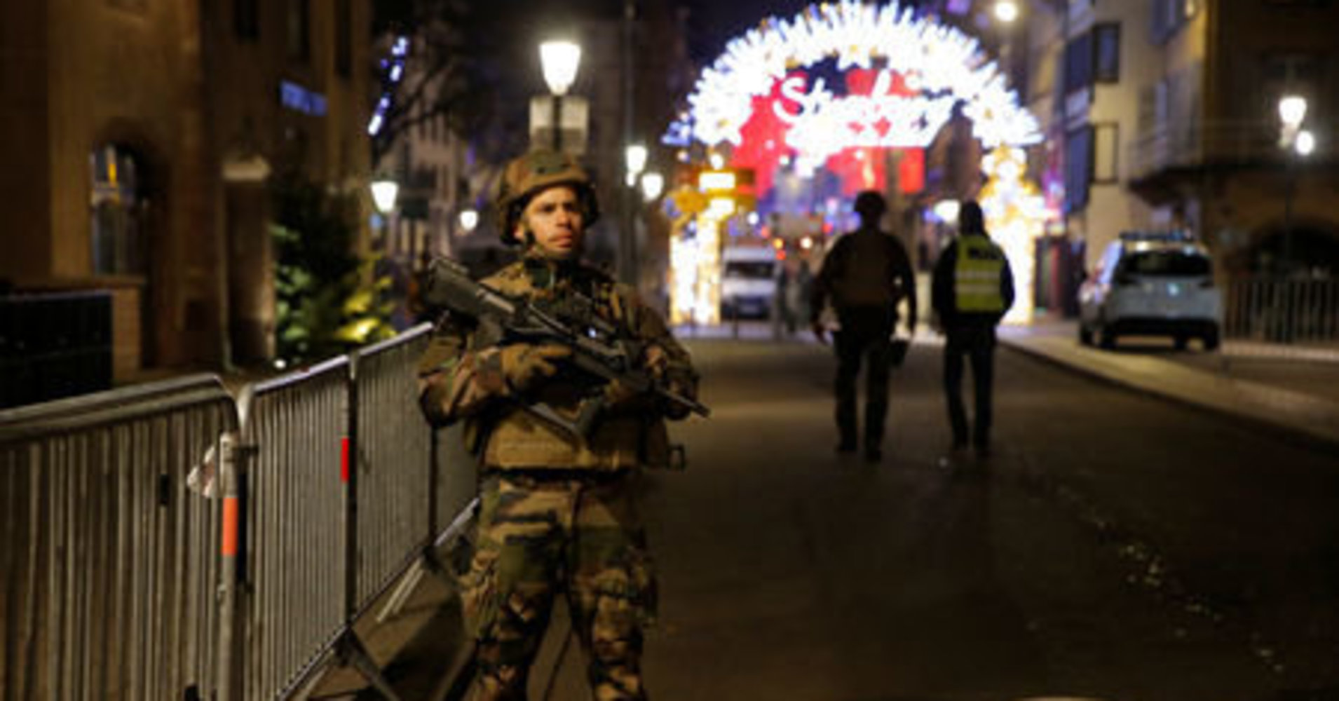 Strasbourg Shooting: At Least 2 Dead, Several Injured And In Critical Condition