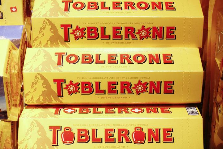 Far-Right German Leader Rails Against Toblerone For Halal Certification