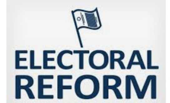 Election Reform Now Protest