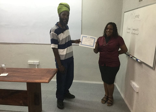 Project Management Training Completed By MACAS