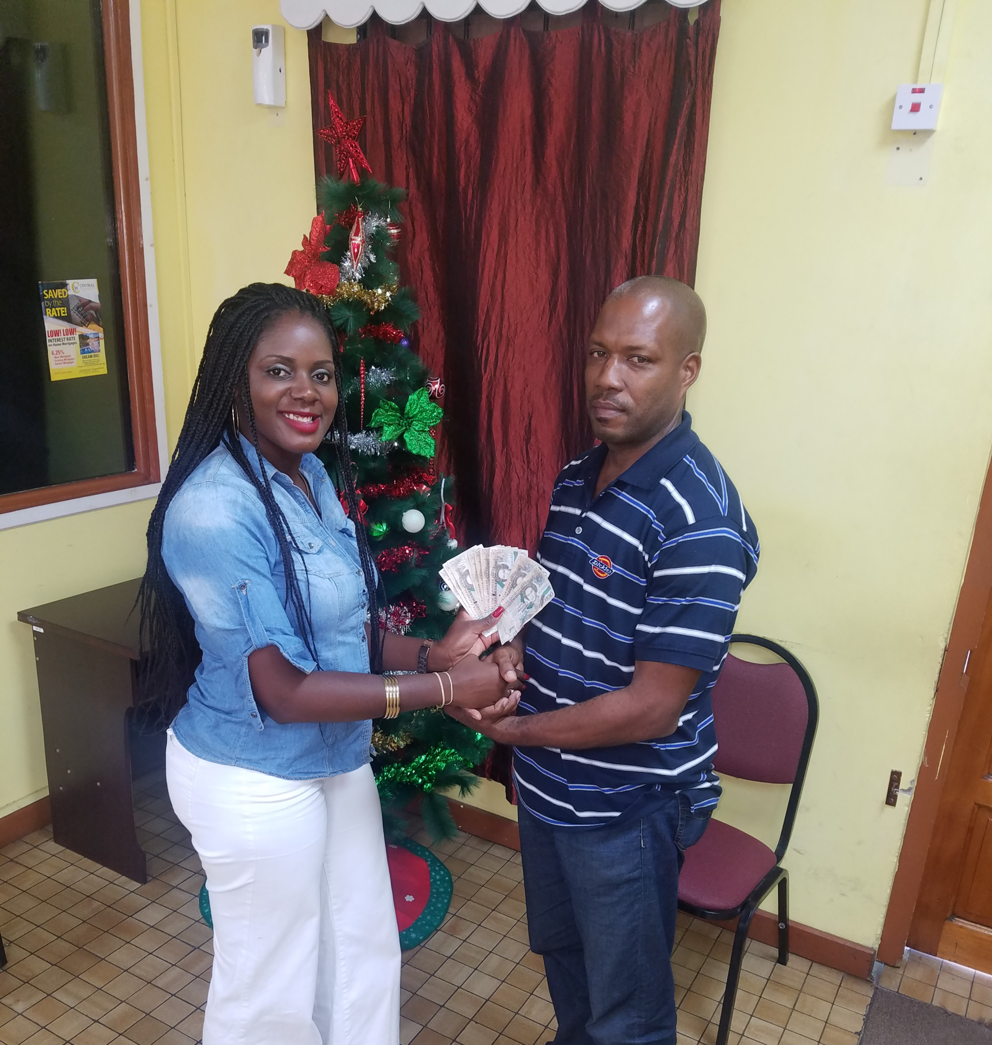 Central Co-Operative Credit Union Ltd. Rescue Loan & Saved By The Rate 2nd Winner