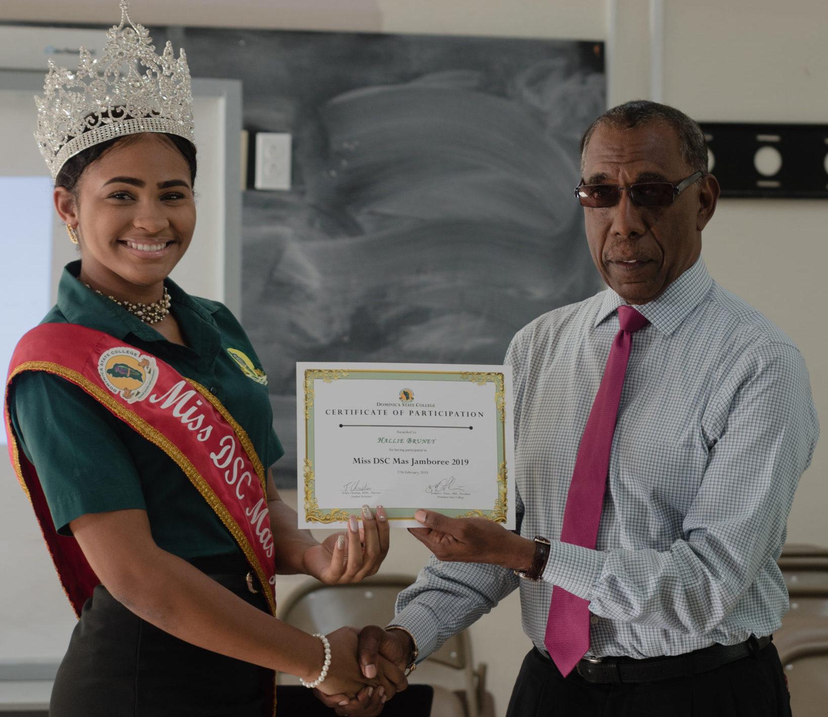 DSC Mas Jamboree Prize-Giving