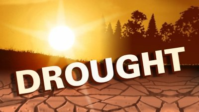 Drought Warning in Effect for Western Communities up to July 2019