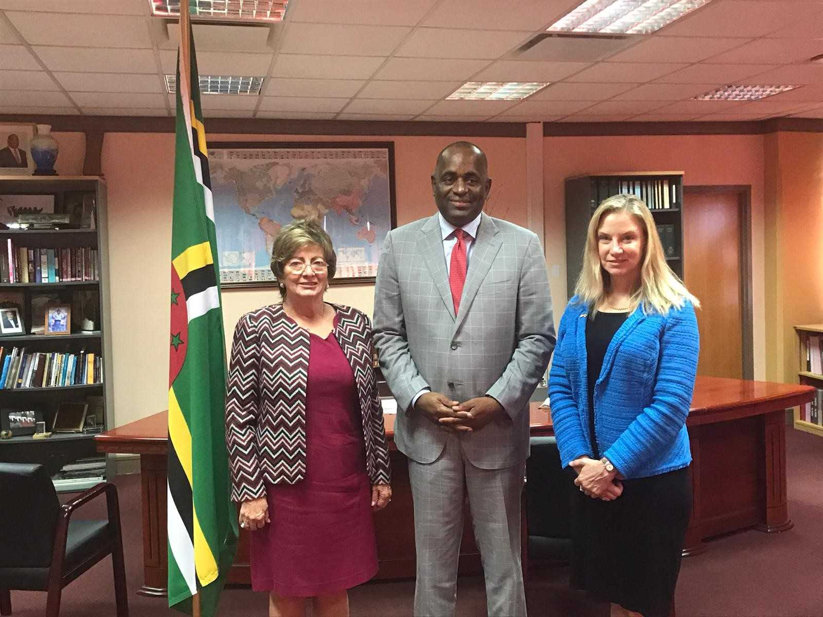United States Reaffirms Partnership with Dominica